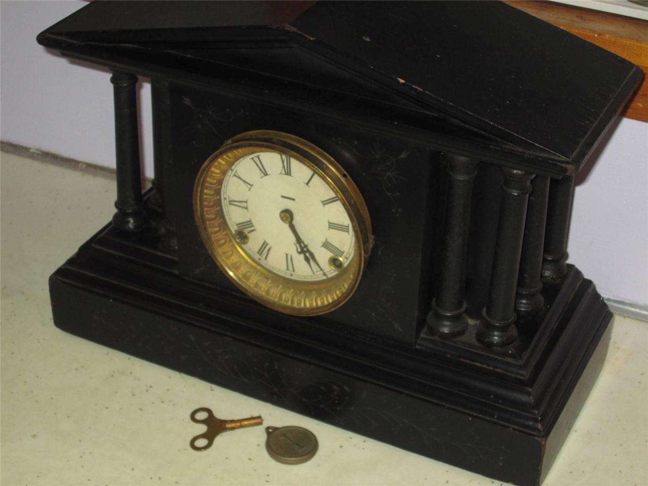 E Ingraham Old Clocks 57