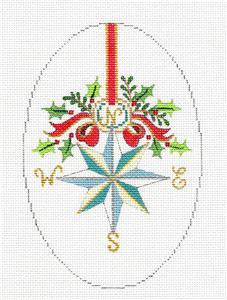 """3.5/"""" Round Needlework Ornament Stitch Elegance Finishing Form Set of 3"""