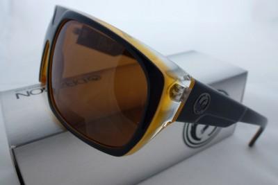 83e3ce1070 Dragon BLVD Sunglasses Jet Amber Frame - Bronze Lens - Made in Japan ...