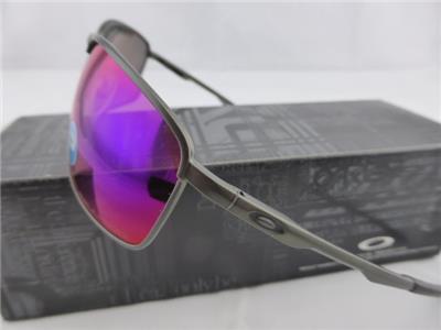 b91e926ec1f Oakley CONDUCTOR 8 Sunglasses Carbon - Red Iridium Polarised Lens 04107-04
