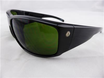f3064bc0bb Electric BACKBONE Sunglasses Gloss Black - OHM Grey Lens ...