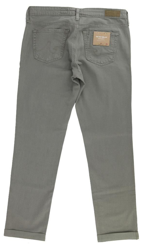 Ag Adriano Goldschmied Quot The Stilt Roll Up Quot Dark Gray Taupe