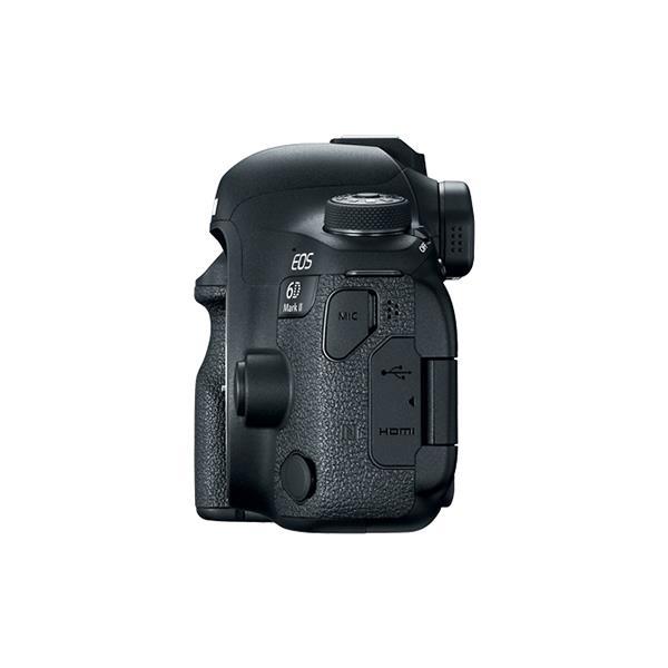 New Canon EOS 6D Mark 2 Mk II 26.2MP Full Frame DSLR Camera Body 1 ...