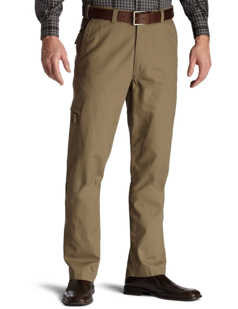 NWT! DOCKERS Mens Utility Cargo Khaki Pants KHAKI Sz 32x32 ...