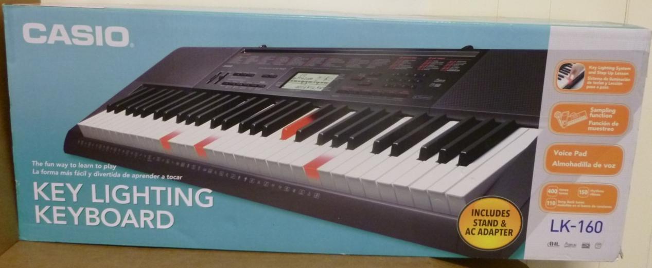 Light up keyboard piano - Lookup BeforeBuying
