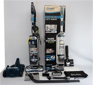 Quot New Quot Shark Rotator Uv795 Powered Lift Away Xl 3 In 1