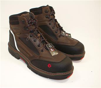 448bece458e Details about NWOB Men's Wolverine w10483 Overman Waterproof Carbonmax 6