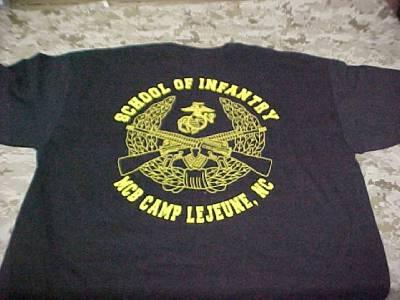 Camp lejeune clothing store