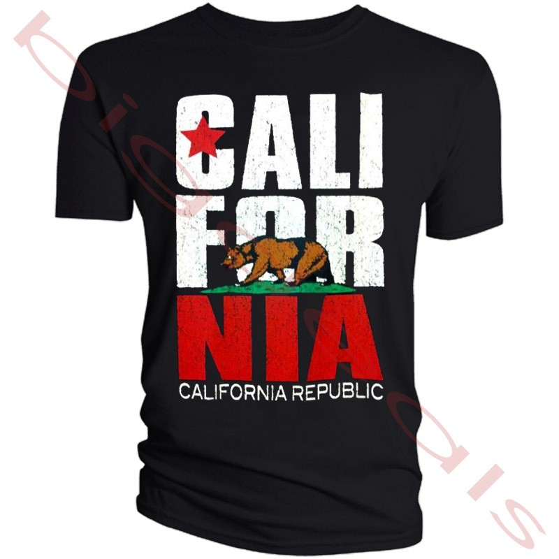 Vintage California T Shirts 78