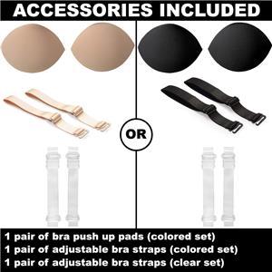 17dc524390 Backless Full Body Shaper Bikini Convertible Seamless Low Back Max ...