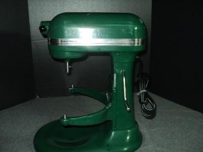 Kitchenaid Mixer Deluxe Edition Empire Green 6qt Lift