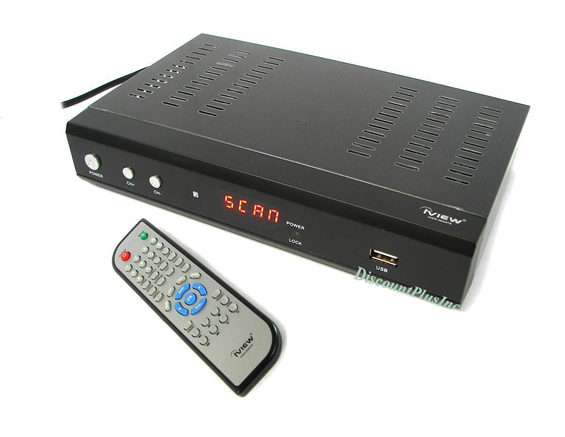 hdtv dtv hdmi usb digital converter box tv tuner with. Black Bedroom Furniture Sets. Home Design Ideas