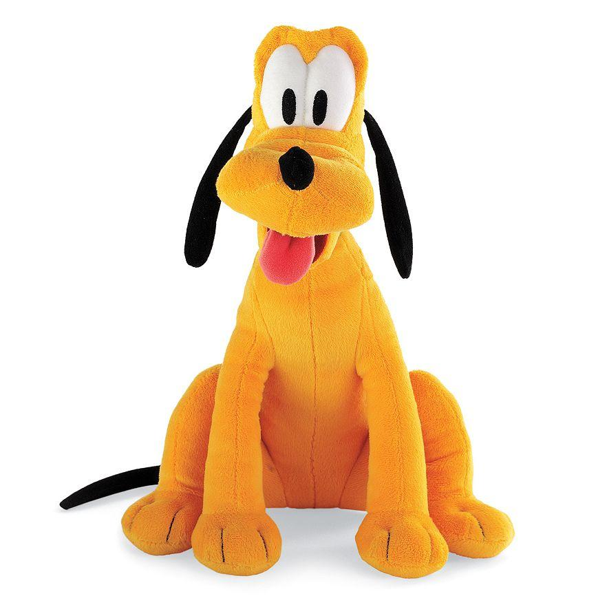 20fcde74176 Details about Mickey Mouse Clubhouse PLUTO Stuffed Plush Soft Toy Doll Dog  Figure Disney NEW
