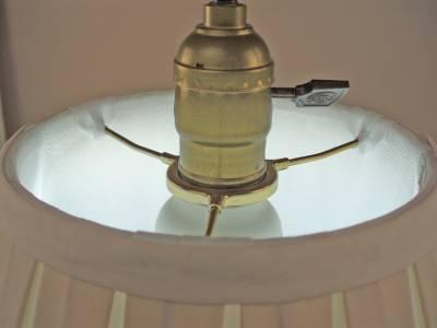 Uno Style Lamp Shades. Finest Uno Shade Bridge Lamp Shade Holder ...