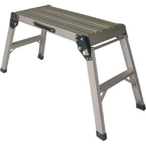 L K Wel Bilt Platform Stool Stand Folding Step Paint