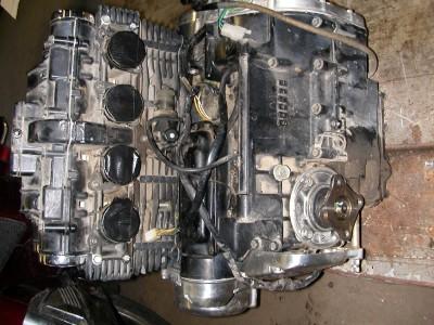 1983 Suzuki GS650L Motor Engine Runner GS 650 L