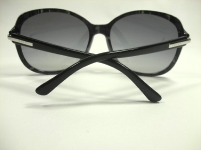 01d58c10bef61 AUTHENTIC PRADA PR 04NS BF53M1 BLACK MIMETIC GRAY GRADIENT Sunglasses