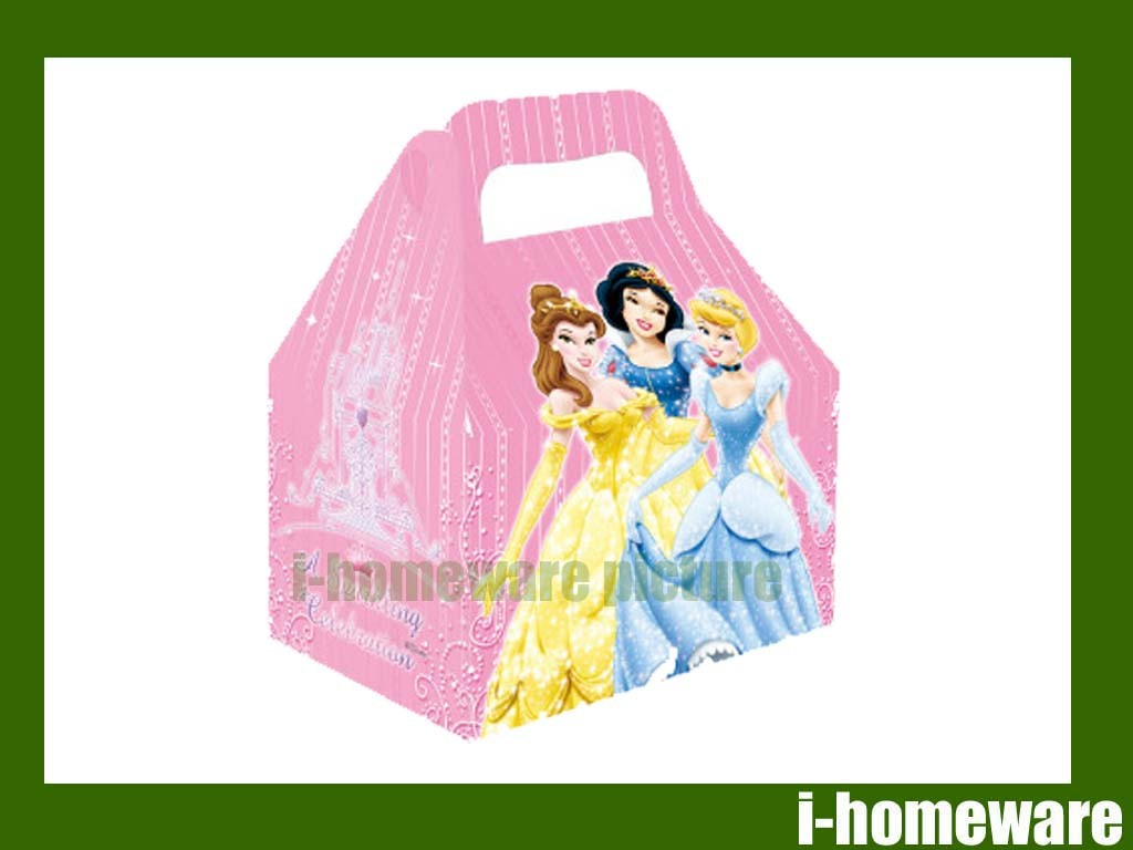 Disney Princess Party Set Gift Pez Supply Prinzessin