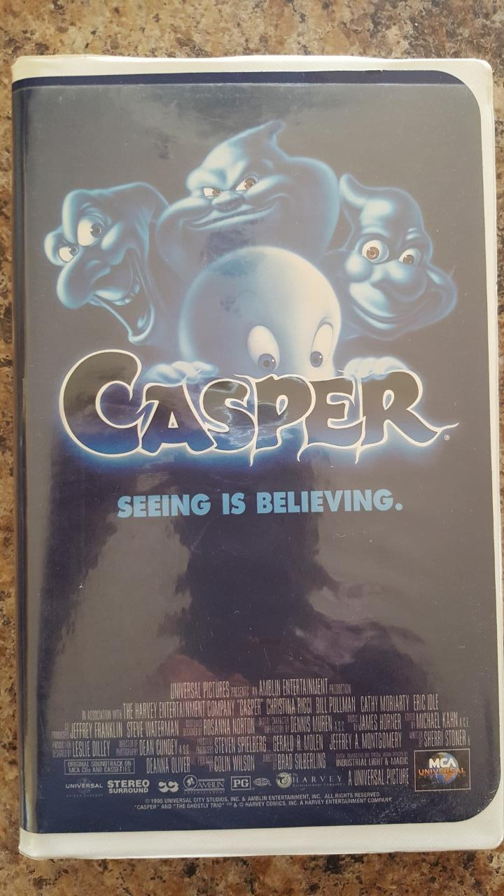 Casper seeing is believing movie