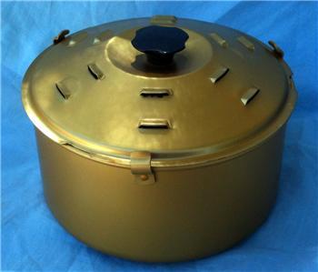 Vintage Rival Crock Pot Bread N Cake Bake Pan 8