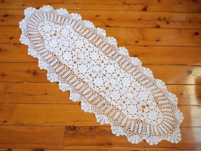 Crochet Bath Mat Pattern