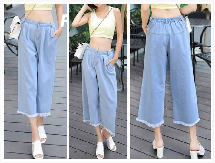 Plus Size Wide Leg Jeans for Women | Fullbeauty