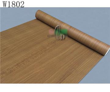 AU SELLER 45cmx10m Roll Vintage Wood Pattern Vinyl Furniture Wall Paper Sticker