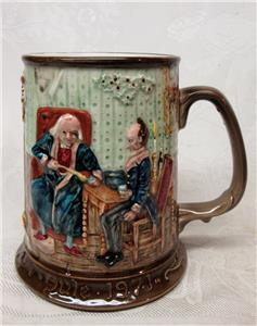 Beswick Jule 1971 England Collectors Commemorative Embossed Large Mug Ebay