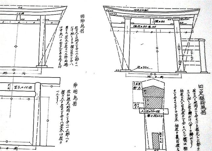 japanese furniture plans 2. Japanese Traditional House Plan SHRINE 4-Types Building Drawing Temple, Detail   EBay Furniture Plans 2