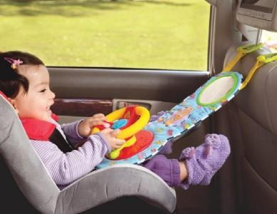 baby kleinkind auto spielzeug musik auto sitz aktivit t mit spiegel neu. Black Bedroom Furniture Sets. Home Design Ideas