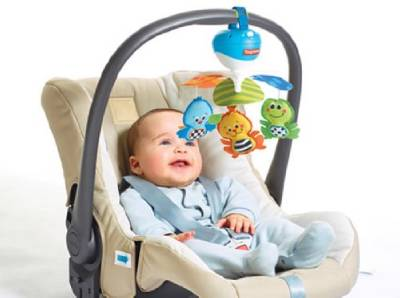 take along baby mobile travel cot buggy stroller car seat musical mobile toy 7290108860283 ebay. Black Bedroom Furniture Sets. Home Design Ideas
