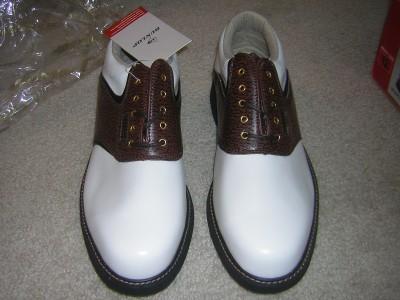 Footjoy Spikeless Classics Dress Shoes
