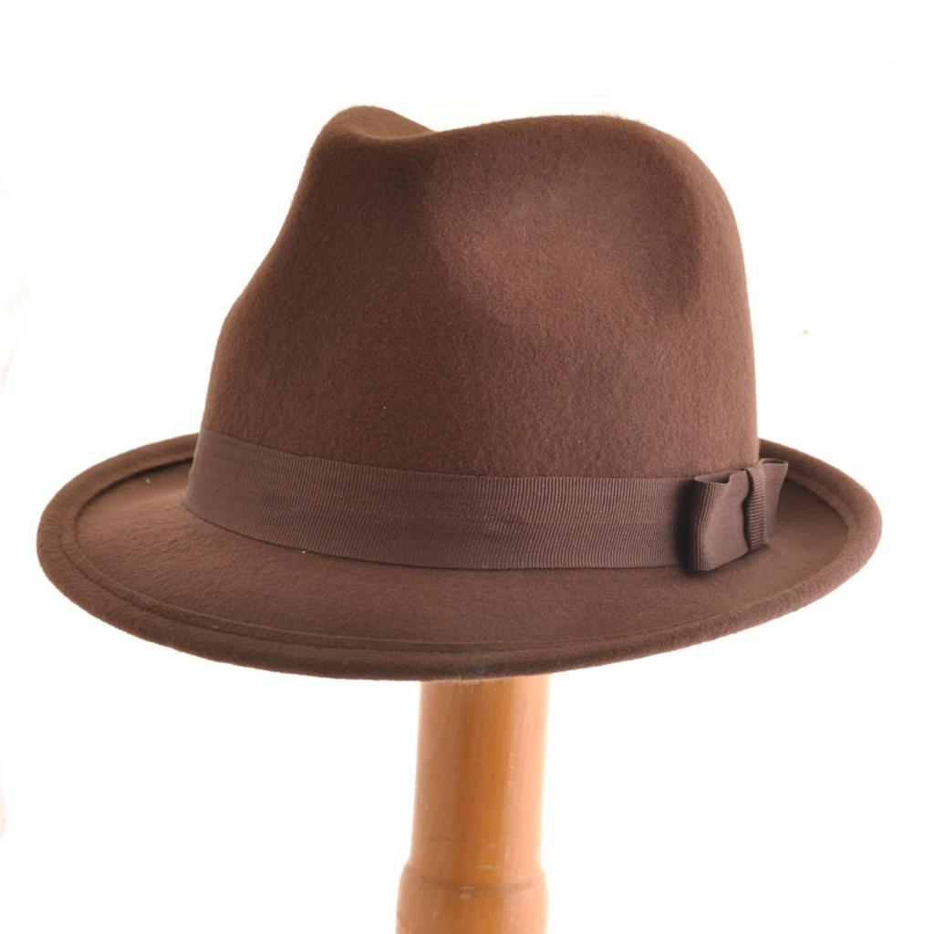 8a8a8fe809bc8 Blue Fedora Gangster Hat – Jerusalem House