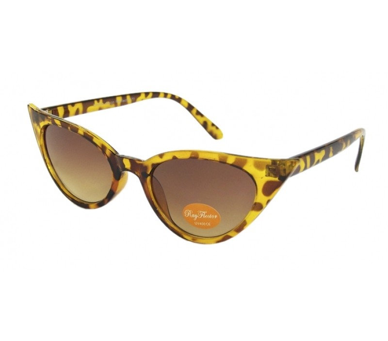 VTG 50s/60s Style Pointed Cats Eye Sunglasses Retro