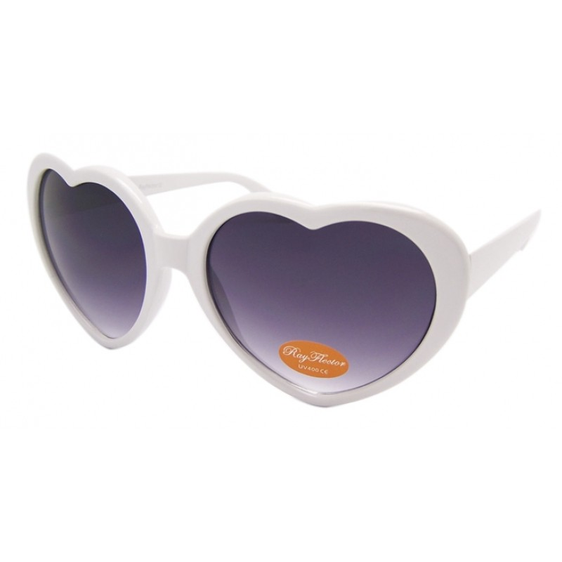 RETRO Lolita Heart Sunglasses Vtg 60s/70s Style Festival ...