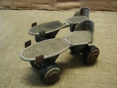 Old Skate Shoes Keys For Sale