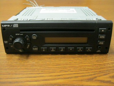 New M2 Freightliner Semi Truck  CD Weather Band Aux Radio Player