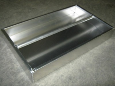 New Deflecta Shield Aluminum Truck Tool Box Tray Universal Toolbox