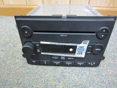 2011 2012 2013 Ford F 250 F 350 F 450 Superduty OE Single Disc CD Player Radio