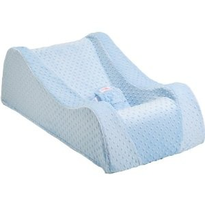Nap Nanny Chill Accessory Cover Minky Blue Baby Recliner