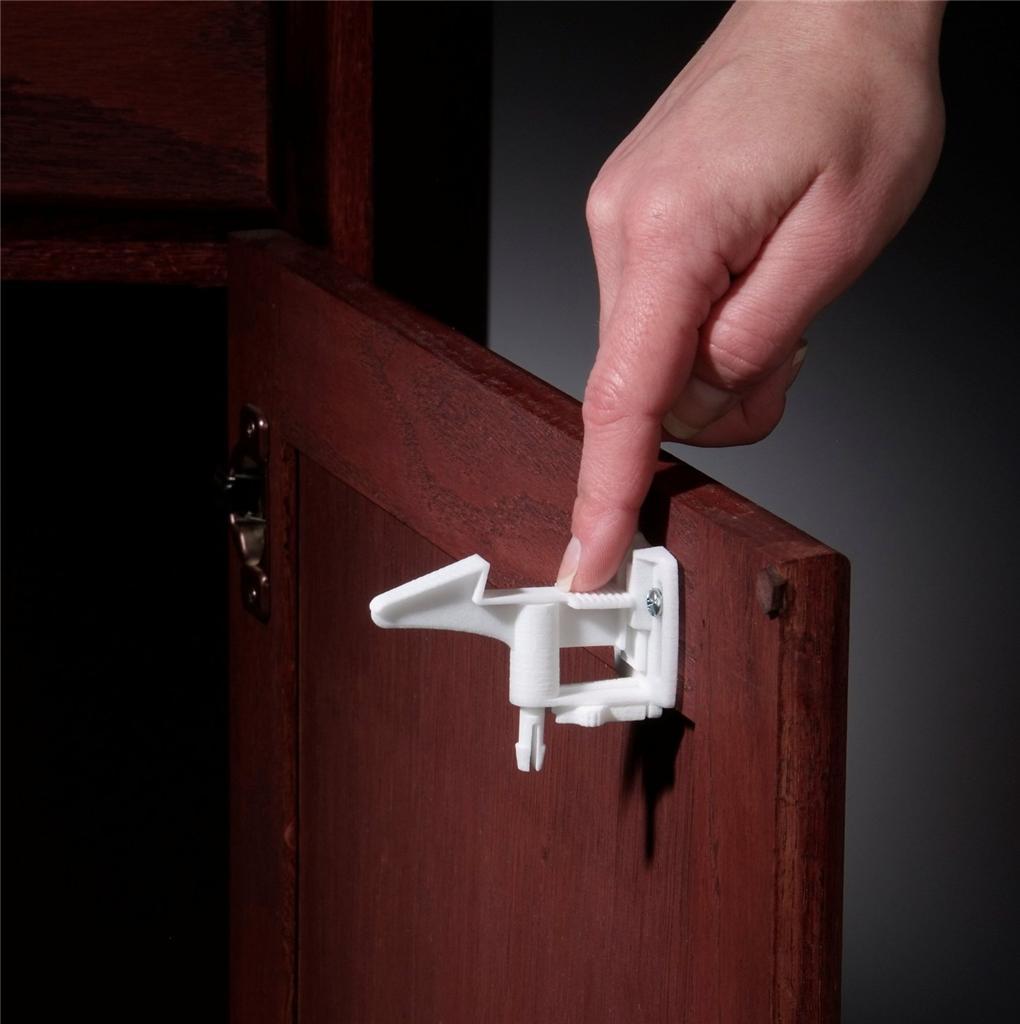 Childproofing Locks Latches Door Knob Sliding Toilet Lever