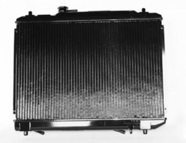 new radiator assembly fits suzuki esteem 1995 01. Black Bedroom Furniture Sets. Home Design Ideas
