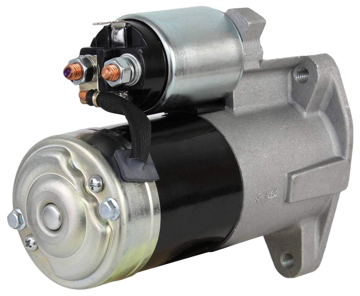 new starter motor 2003 jeep liberty wrangler tj series 2 4l m1t86782 56041436ab ebay. Black Bedroom Furniture Sets. Home Design Ideas