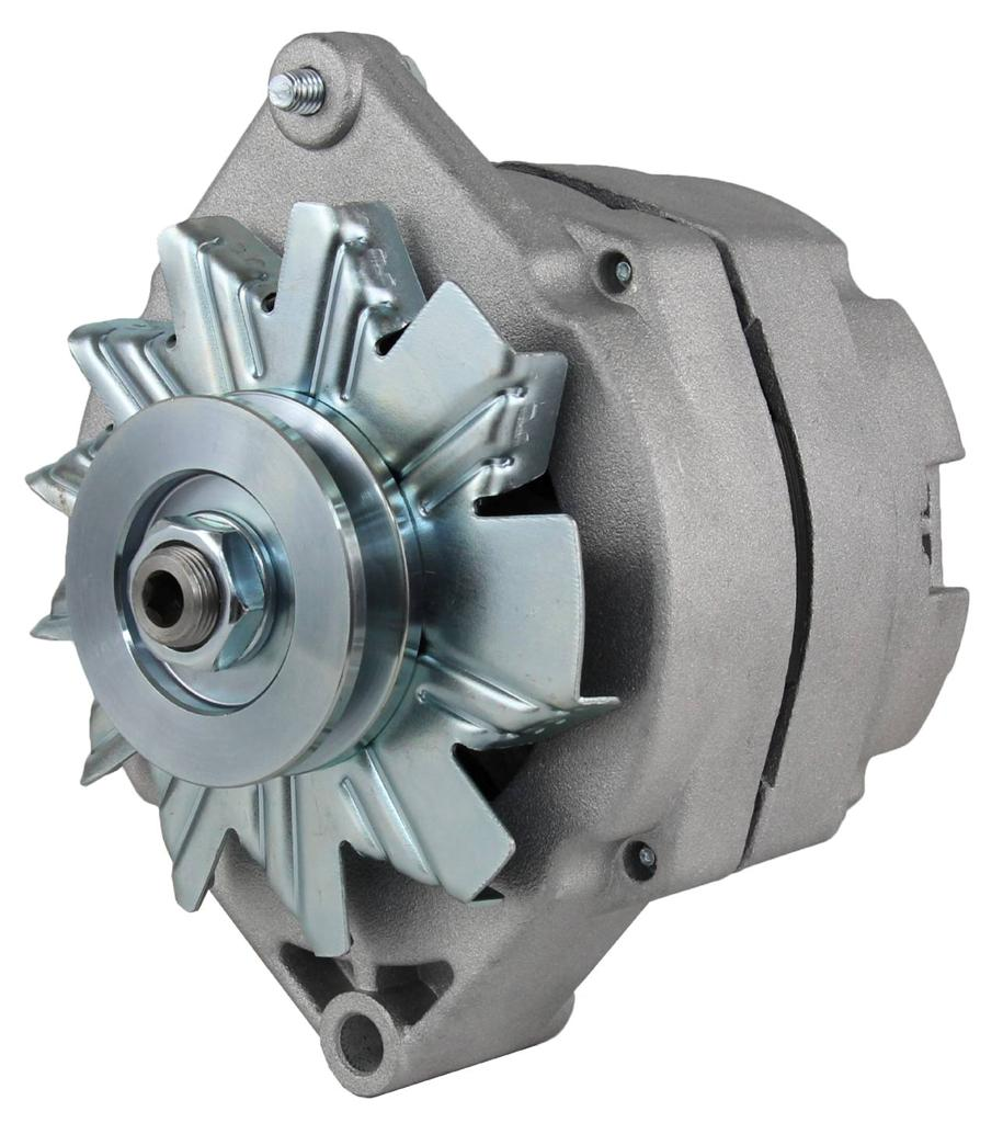 NEW DELCO TYPE SINGLE 1 ONE WIRE SELF ENERGIZING SE ALTERNATOR FITS ...