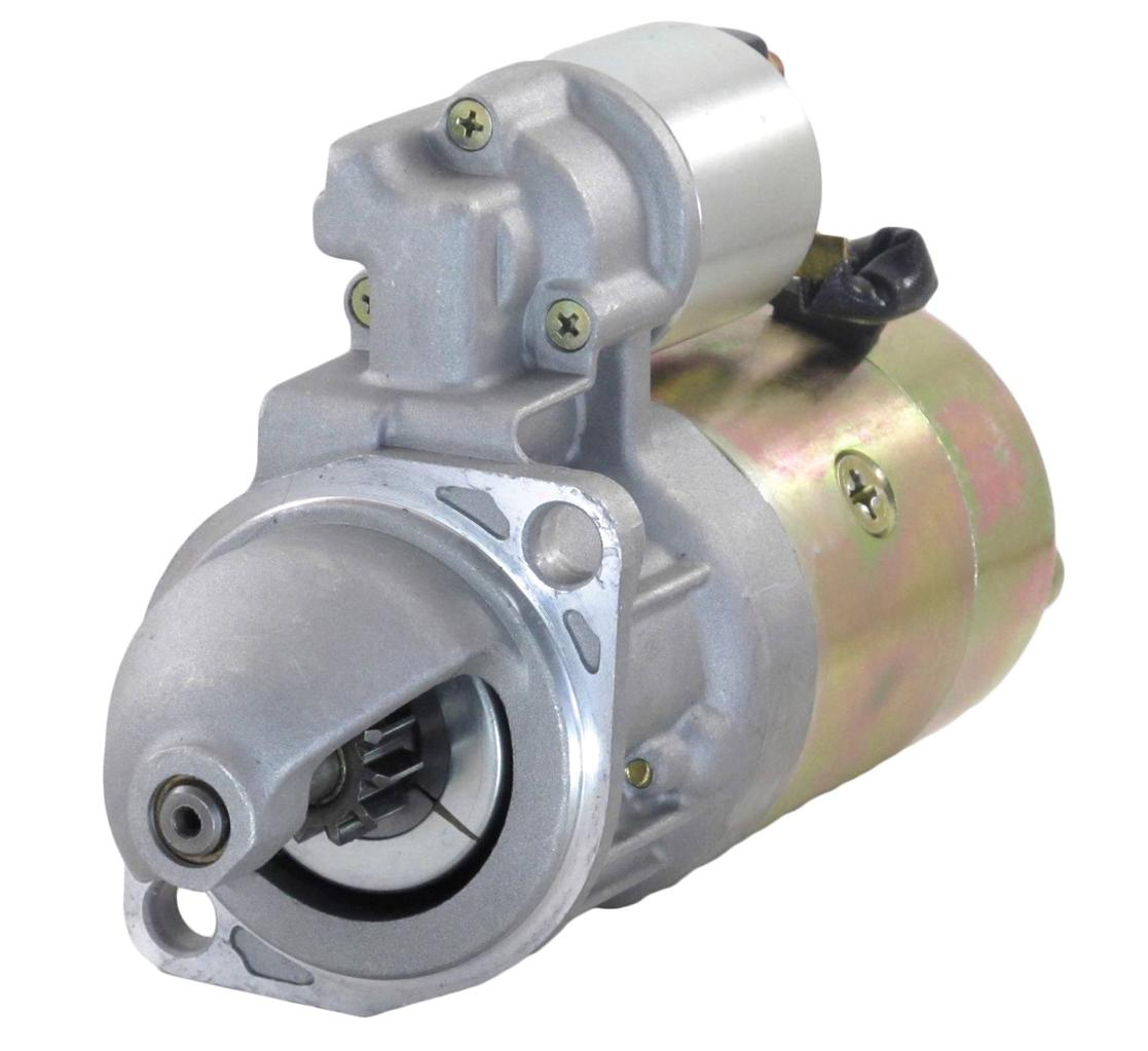 new gear reduction starter motor fits volvo penta engine. Black Bedroom Furniture Sets. Home Design Ideas