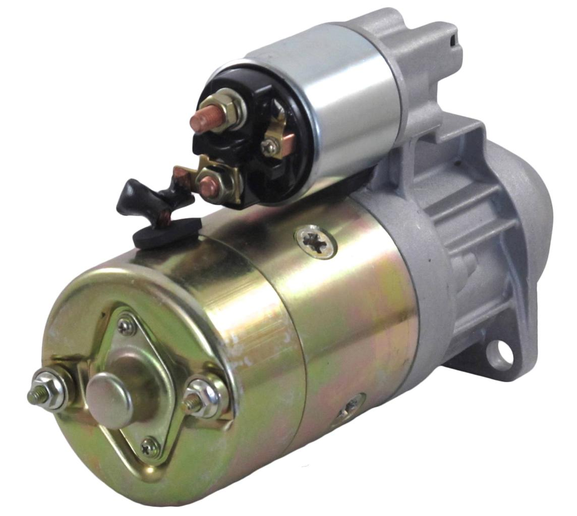 new starter motor fits volvo penta marine engine md17c d. Black Bedroom Furniture Sets. Home Design Ideas