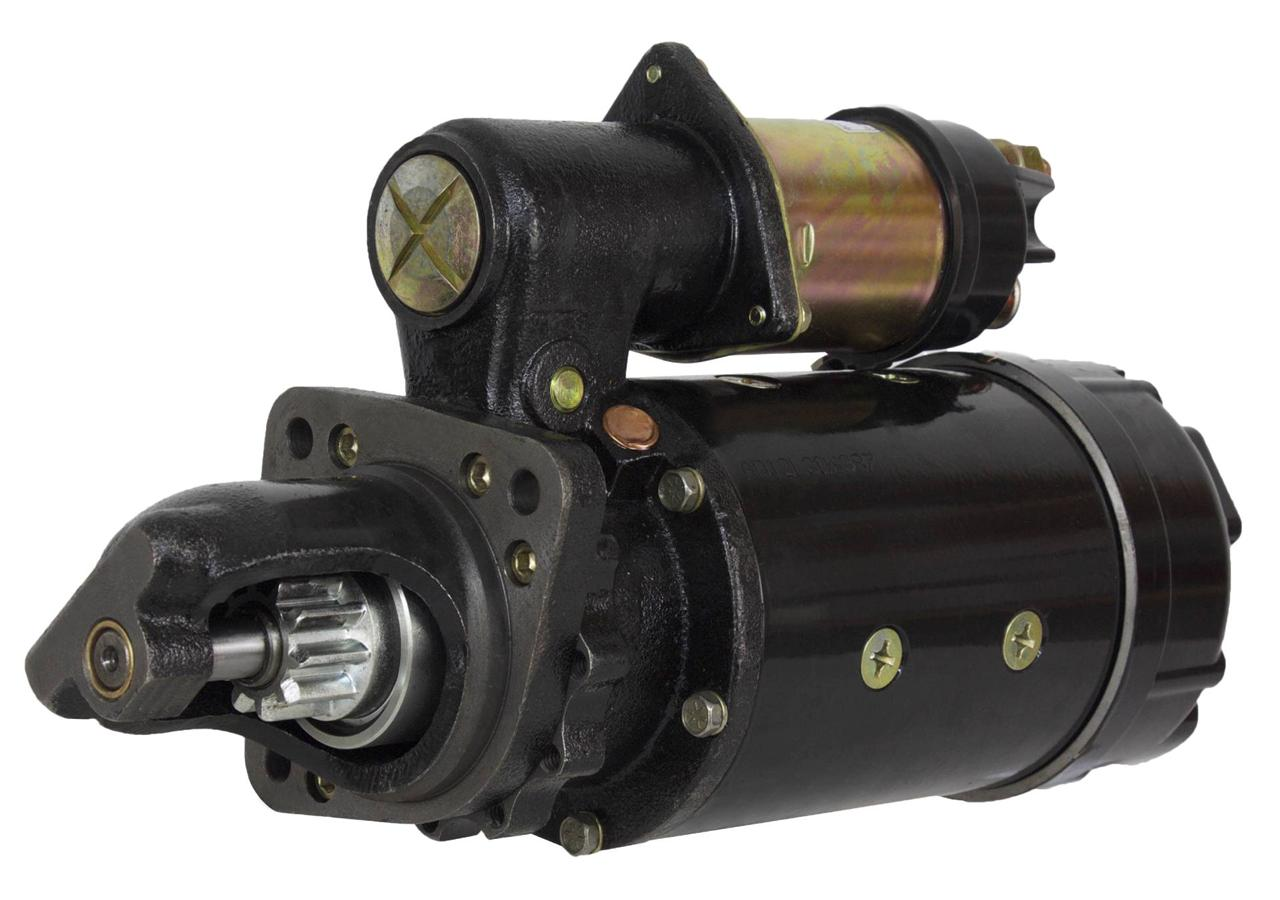 new starter motor fits john deere tractor 2840 4030 4230. Black Bedroom Furniture Sets. Home Design Ideas