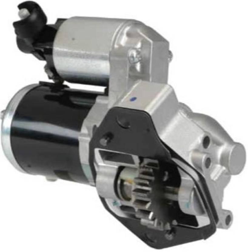 new starter motor fits 06 07 08 honda pilot ridgeline 3 5l. Black Bedroom Furniture Sets. Home Design Ideas