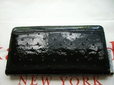 Kate Spade LARABEE DOT LACEY Leather Wallet