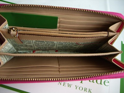 Kate Spade Henry Street Pink Neda Wallet